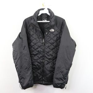The North Face Primaloft Quilted Puffer Jacket L